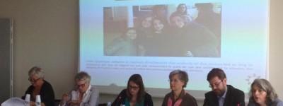 17 juin 2015 – Conférence de presse dans les locaux de l'APAJH à Paris