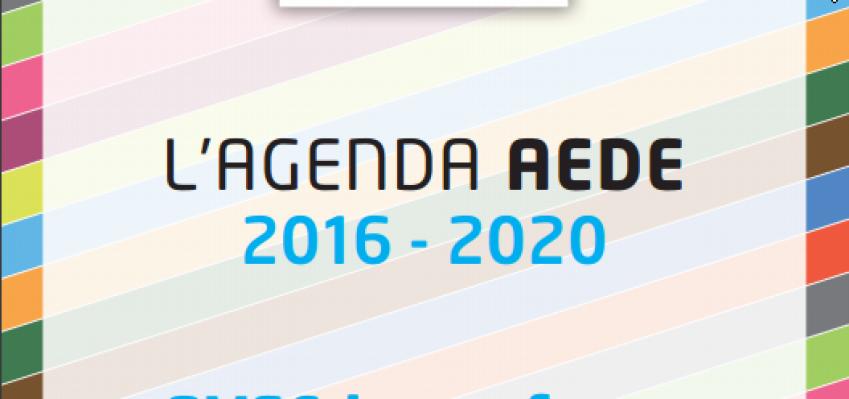 Retrouvez l'agenda d'AEDE 2016-2020