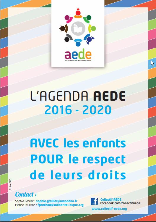 agenda-AEDE-2016-2020