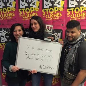 Le collectif Stop aux clichés partenaire d'AEDE fête ses 10 ans 2