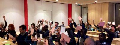 Droit à l'information : AEDE donne la parole aux jeunes et aux enfants. 1