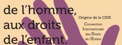 En avant toute pour les droits de l'enfant à Alès le 18 novembre !