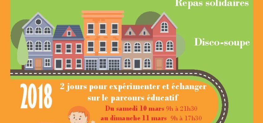 En France, les jeunes se mobilisent contre le décrochage scolaire