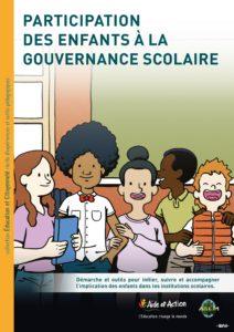 Le livret pédagogique « Participation des enfants à la gouvernance scolaire »